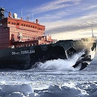 Can UN Law of the Sea stop militarization in Arctic?