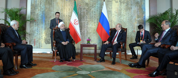 Ukraine could redefine the power alignment between Russia and Iran