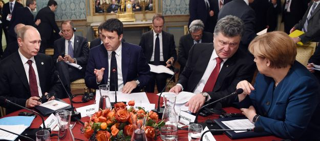 Russian foreign policy in Ukraine: Fact vs. fiction