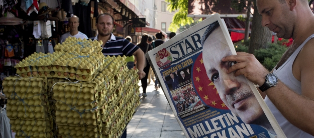 Turkey's presidential election may boost Russian-Turkish collaboration