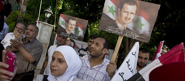 Assad is back: The implications of Syria's presidential election
