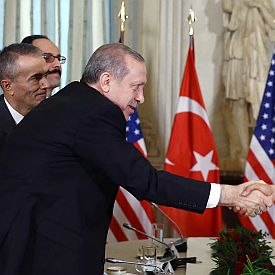 How Turkey has changed the way the US and Russia view each other