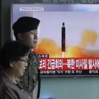 North Korea's missile launches may push Japan, Russia closer together