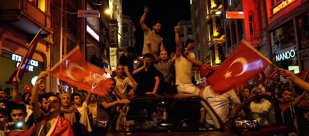 Failed coup will only serve to strengthen Erdogan