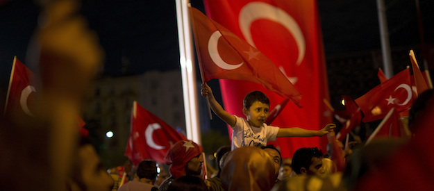 Making sense of the very strange coup attempt in Turkey
