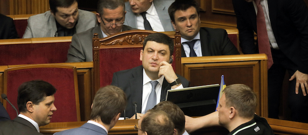 How Ukraine's new prime minister can put Kiev on a European path