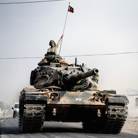 What the Turkish offensive in Syria means for Russia