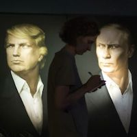 Donald Trump's election and Russian public opinion