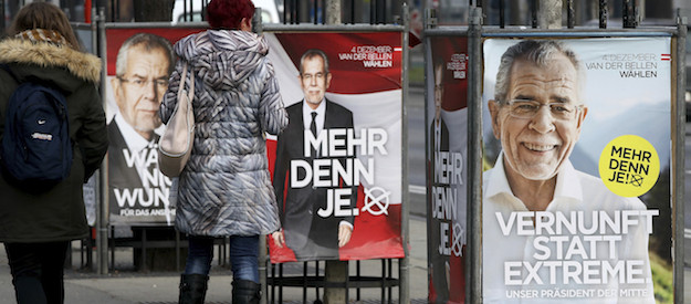 Presidential elections in Austria give hope for European liberals