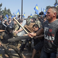 What new social unrest in Kiev means for Washington and Moscow