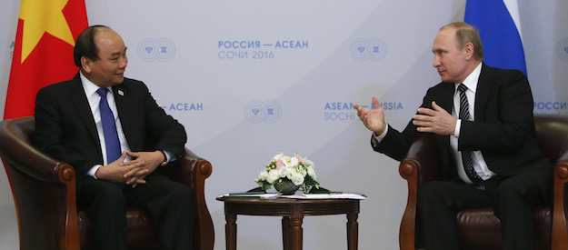 The Eurasian Economic Union plans to expand to Asia-Pacific