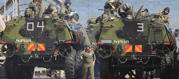 NATO, the Baltic States and a new arms race in Europe