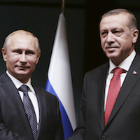 How likely is an armed conflict between Russia and Turkey?