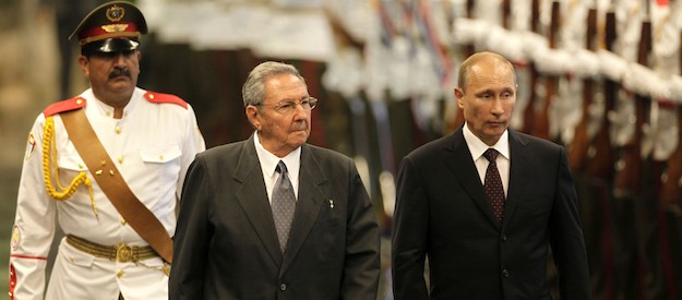 Does Russia really need military bases in Cuba and Vietnam?