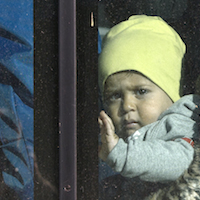 Does Russia really use the refugee crisis in Europe as a weapon?