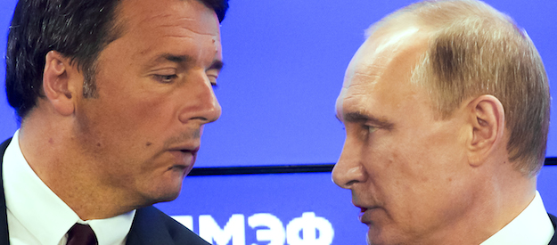 Why Italy opposes further sanctions against Russia