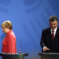 Why Germany and France are taking on new roles in the Ukraine crisis