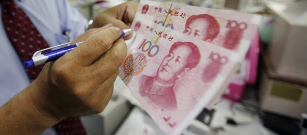China reportedly planning to back the yuan with gold