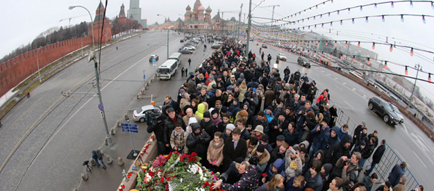 Nemtsov's murder started a new chapter in Russia's politics