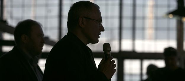 Khodorkovsky launches 'Instead of Putin' online project