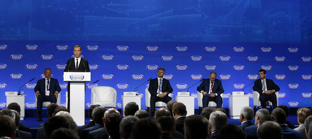 Strategy 2030: A new economic vision for Russia
