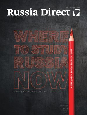 Russia Direct Report: 'Where to study Russia now'