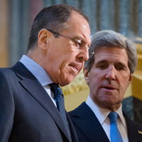 Lack of agreement on Syria is nothing personal