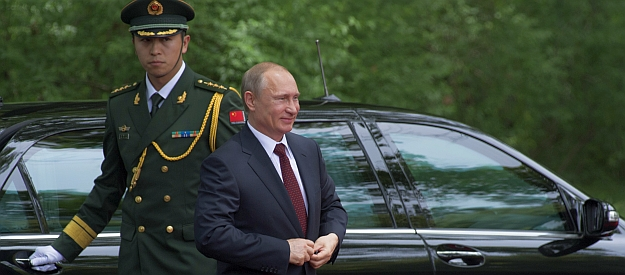 Does Putin's visit to China mean the start of a new world order?