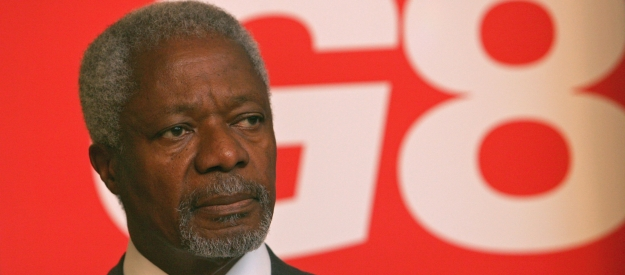 Kofi Annan's memoirs: A new UN for a new world order