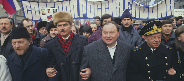 25 years after liberalization, Russians are cautious of democratic reforms