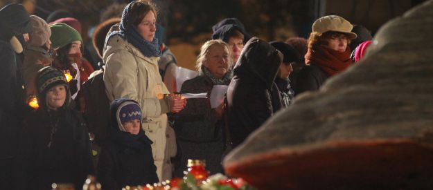 Russia honors the victims of Stalin's repressions