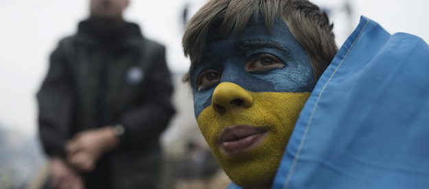 Ukraine: Battlefield between Russia and the West?