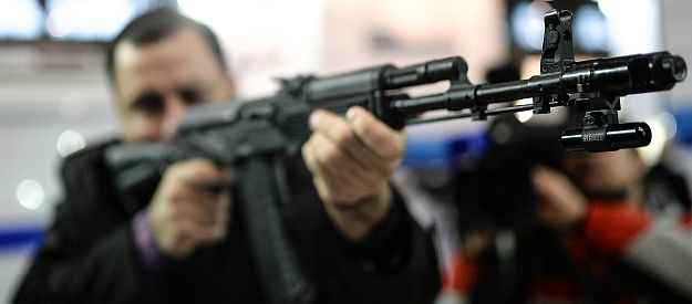 Russian arms market unhampered by sanctions, at least for now