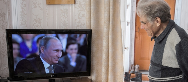 Direct Line: This is how Putin talks to the world