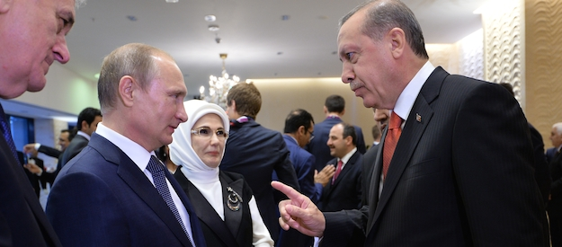 Why can't Turkey and Russia get along in Syria?