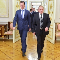 Assad in Moscow: A sign of nearing talks on Syria's future
