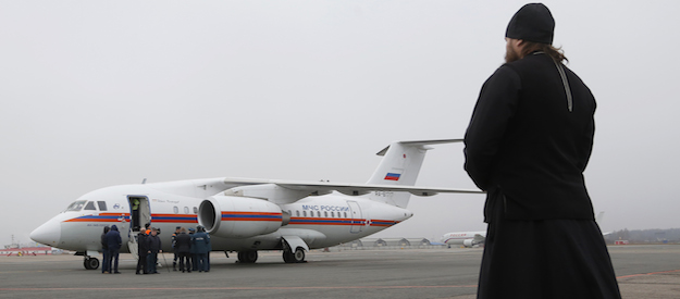 The crash of the Russian passenger plane remains in the media spotlight