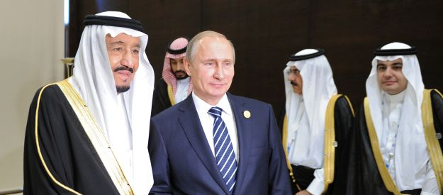 Oil prices grow following Russia-Saudi Arabia deal