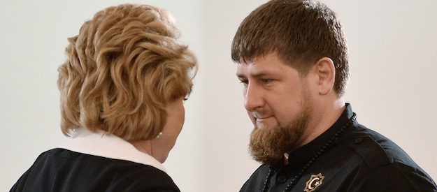 Inside the rise to national prominence of Chechnya's Ramzan Kadyrov