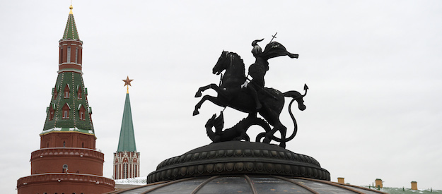 In today's Russia, no state-run corporation is too big to fail