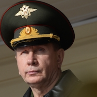 Why did Putin just create the National Guard?