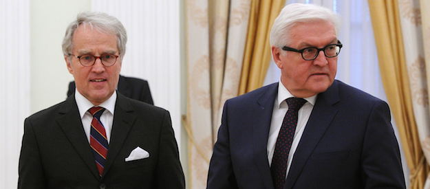 Steinmeier's visit to Moscow and the future of Russian-German relations