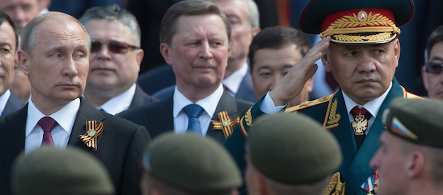 Resignation of Putin's chief of staff is just political routine