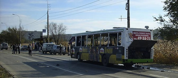 Can Volgograd bus explosion threaten Sochi?