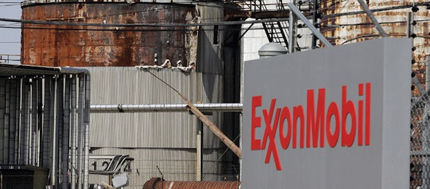 ExxonMobil can leave the joint project with Rosneft