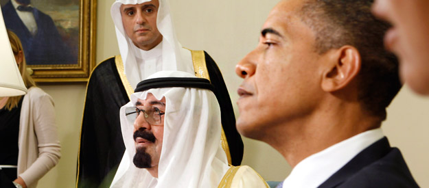 Why Obama needs to keep an eye on Saudi Arabia