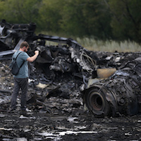 Fact-checking the stories about the Malaysian plane crash