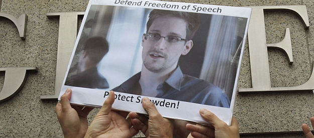 Snowden's saga: Whistleblower, hero, traitor, spy