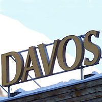 Think of Davos as a PR opportunity for Russia