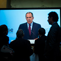 Problems in Russian diplomacy: Notes from the Munich Security Conference